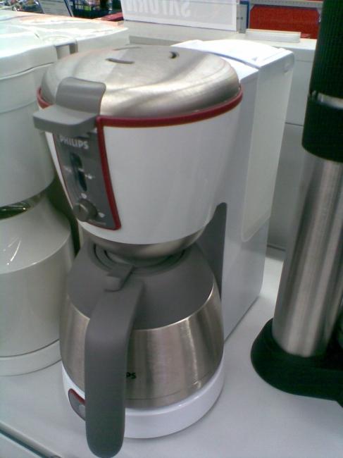 Philips Kaffeemaschine HD 76...,