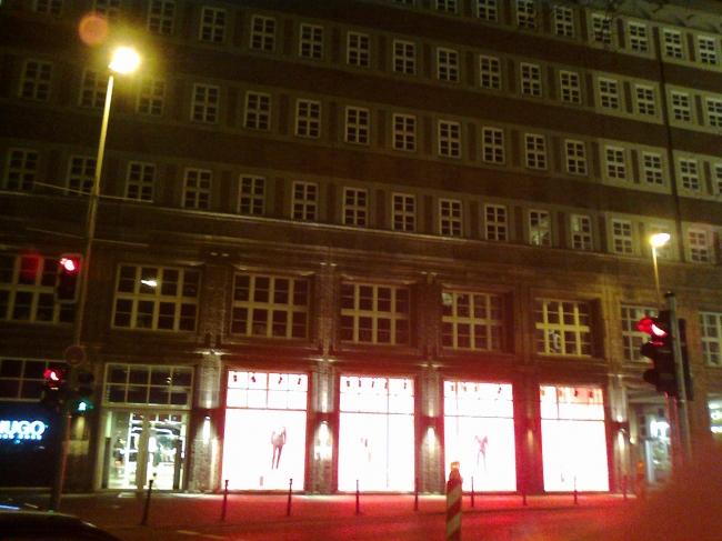 HUGO BOSS @ Wilhelm Marx Haus, Düsseldorf