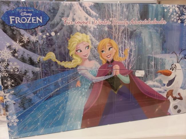 Frozen (Die Eiskönigin) Adventskalender,