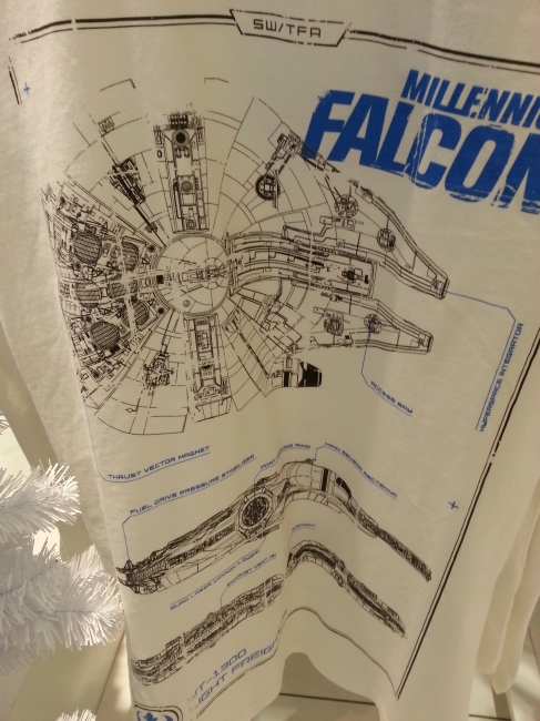 Star Wars @ C&A - Millenium Falcon,