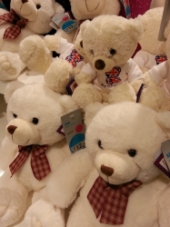 Teddybärenhaufen