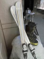 Jimmy Choo Skier