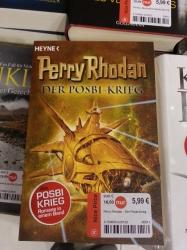 Perry Rhodan Cover