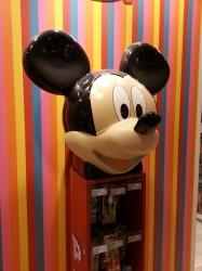 Mickey Mouse im Kaufhof