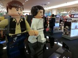 Han und Leia LEGO