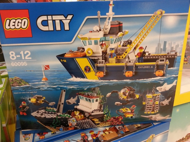 LEGO City Hafen Schlepper etc.,