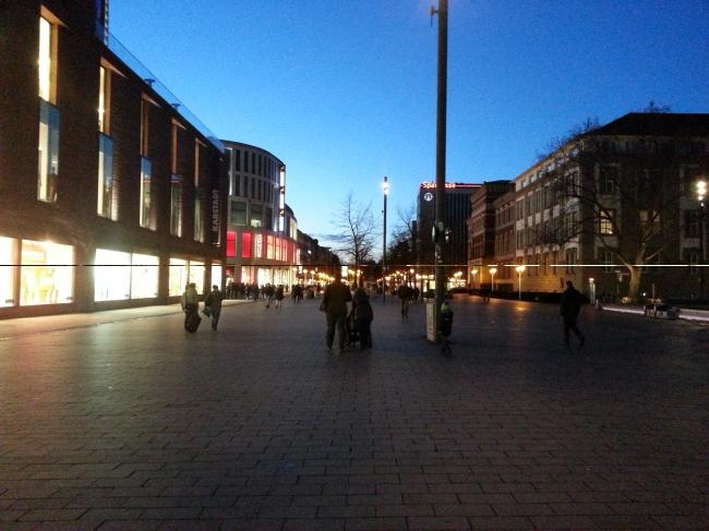 Königstraße Duisburg,