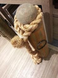 Maritime Deko im 1. OG...