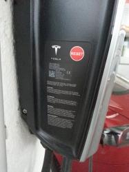Tesla Ladestation von ...