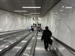 Der lange Weg nach unten