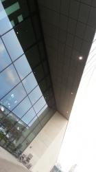 HFF Foyer Glaswand