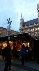 Weihnachtsmarkt am Mar...