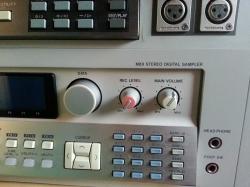 AKAI S1100 und AKAI S3200