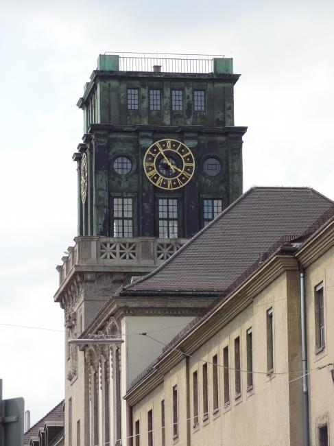 Turm der Technischen Universität München,