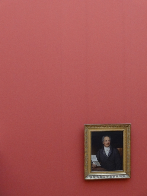 Kann Goethe klein wirken?,