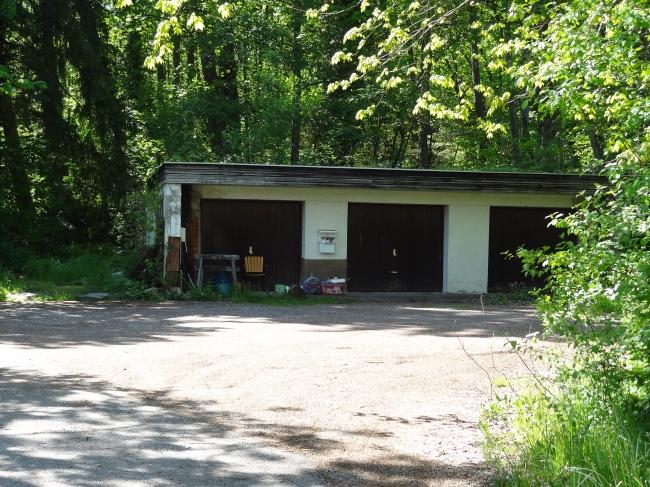 Garagen,