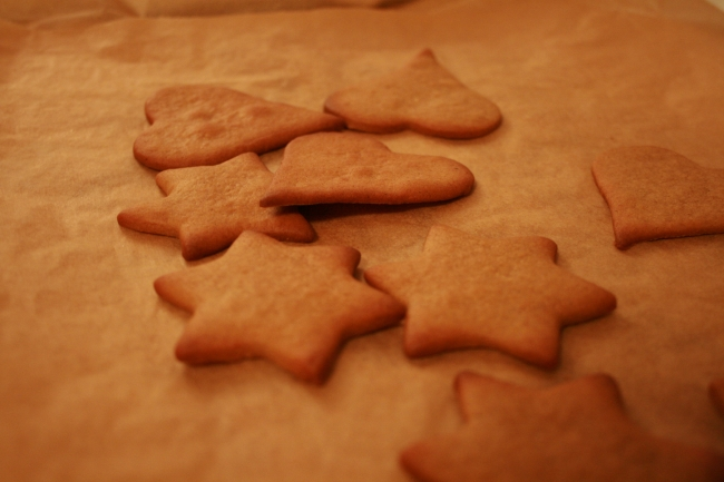 Weihnachts kekse, Christmas cookies