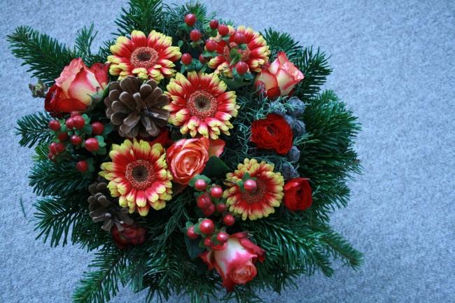 Blumen bouquet,