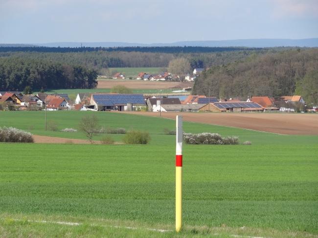 Solarförderung im Forellendorf,