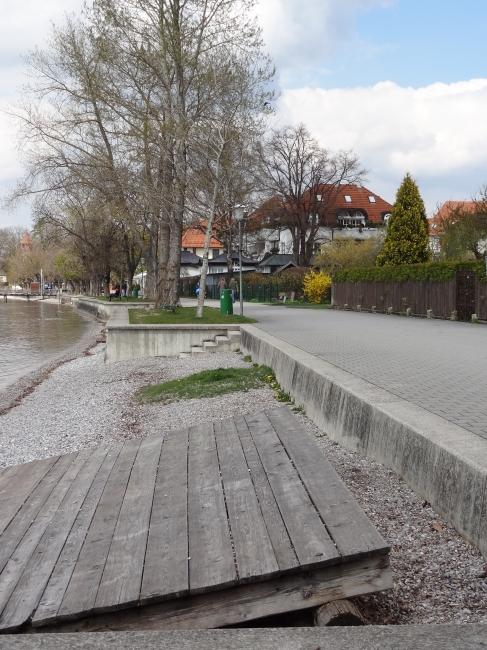 Promenade, Ammersee near Munich