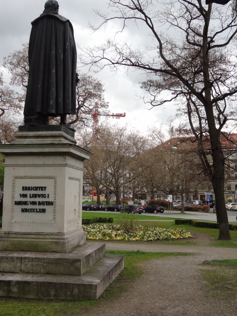 Maximiliansplatz, München,