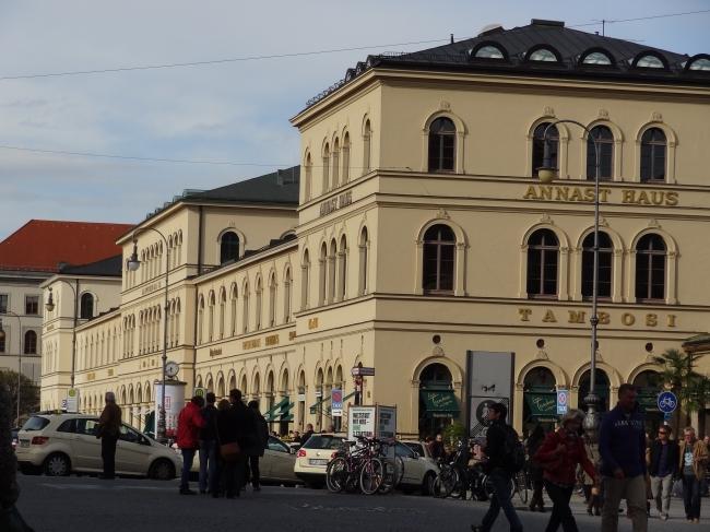 Café am Hofgarten, München