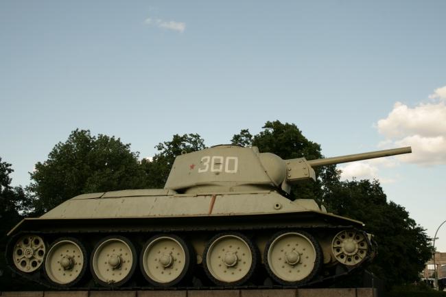Russian Tank,