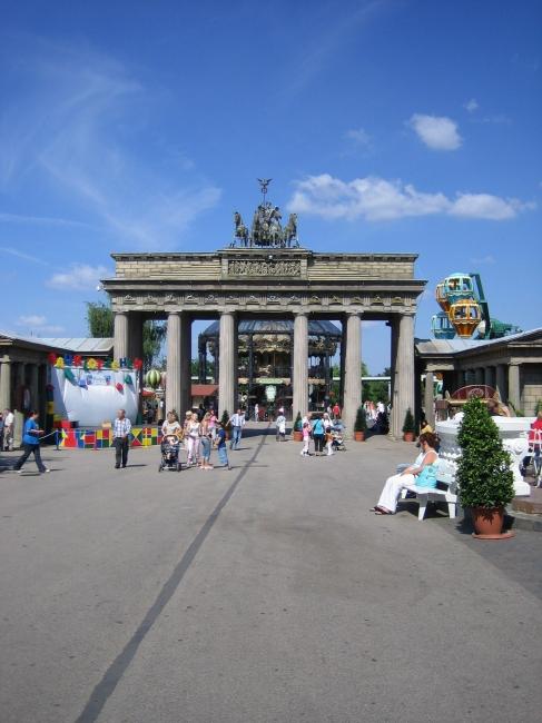Berlin Brandenburger Tor Nachbau,