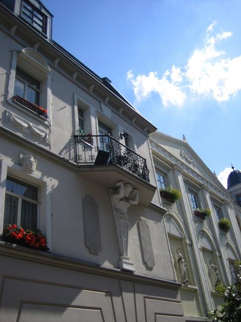 Balkon,