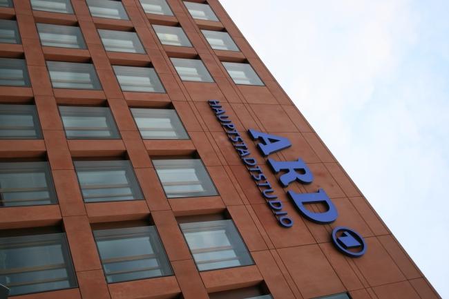 ARD building in Berlin Mitte,