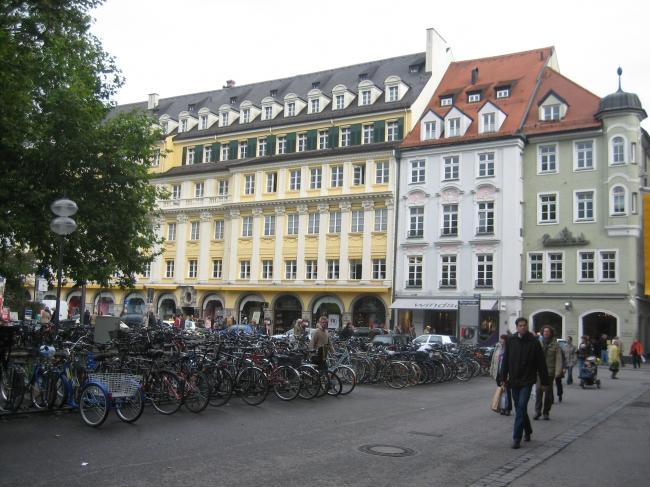 Haus Dallmayr in München,