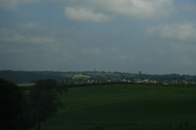 Umland von Bonn nähe Königswinter,