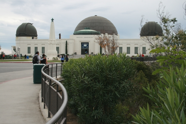 Griffith Park Observatory,