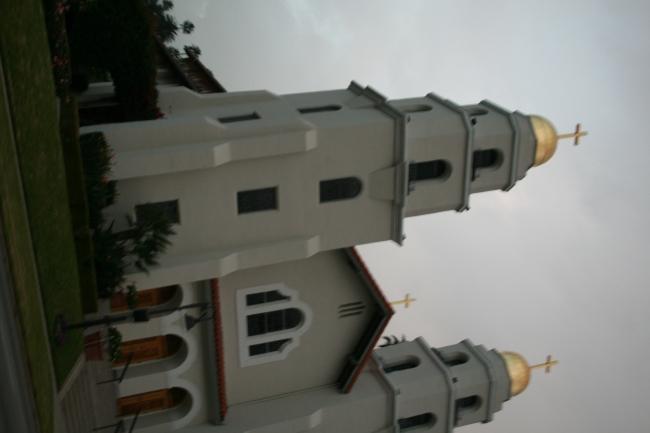 Church of the Good Shepherd on Santa Monica Blvd.,