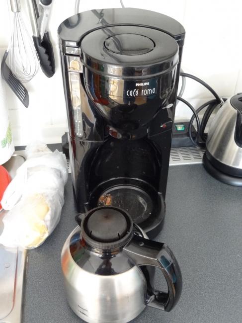 "Philips ""Café Roma"", beste Kaffeemaschine"