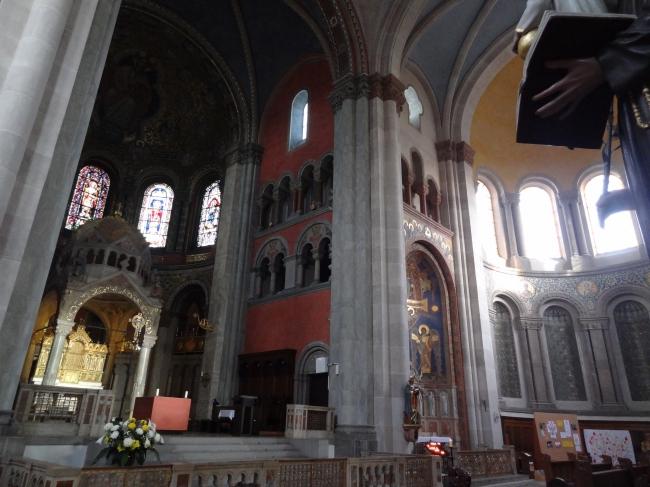 St. Benno Altar, Maxvorstadt München