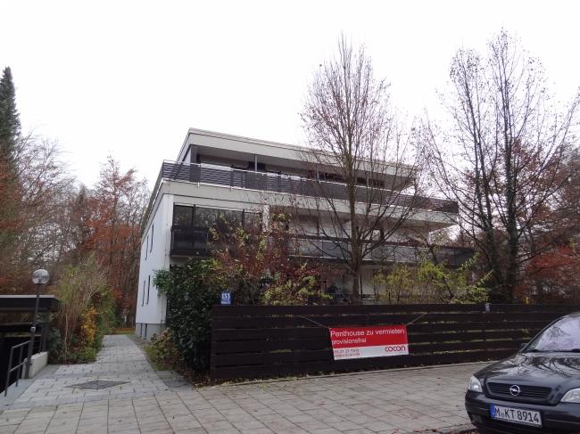Penthouse zu vermieten, Richtung Grünwald am Isartal