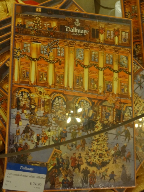 Adventskalender Dallmayr 2012, 24,90 EUR...