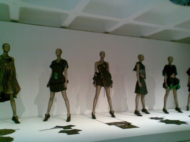 Image034_Barbican Fashion Exhibit.jpg, Fashion exhibition @ Barbican