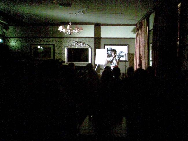 Comedy club @ Angels pub,