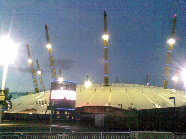 Millenium Dome London,