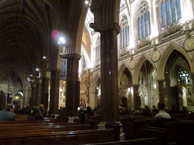 Mount Street church,