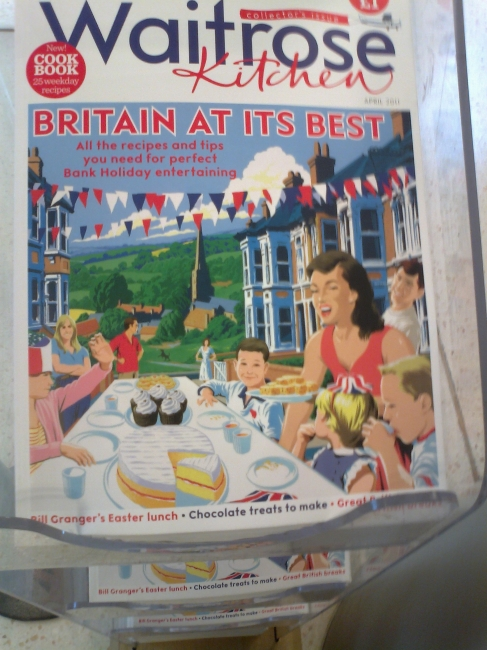 "Waitrose Kitchen brochure, ""Britain at its best"""