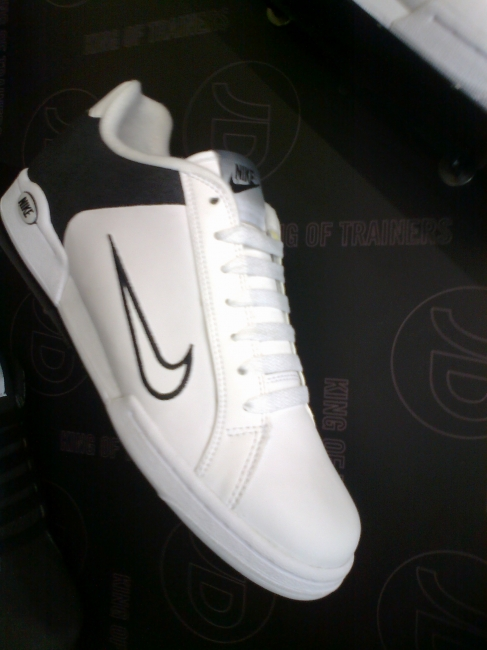 Nike white Adv cl2 @ JD,