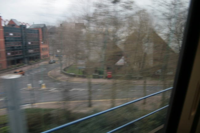 Streets from the DLR,