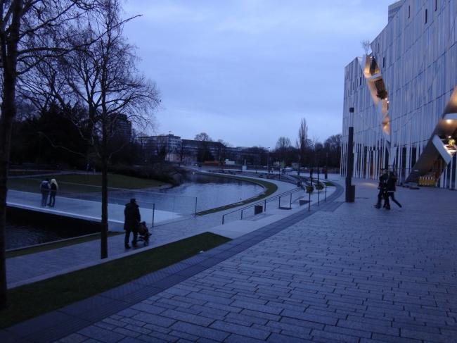 Hinterm Kö Bogen, Hofgarten