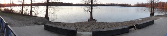 Panorama Picknickanlage am See,