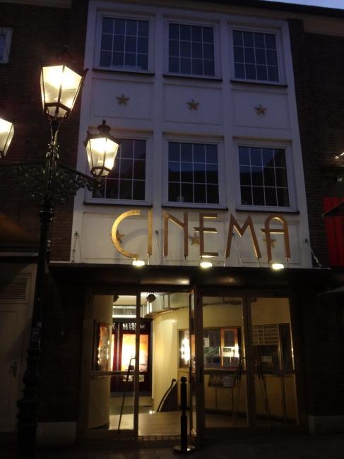 Cinema in der Schneider Wibbel Gasse,