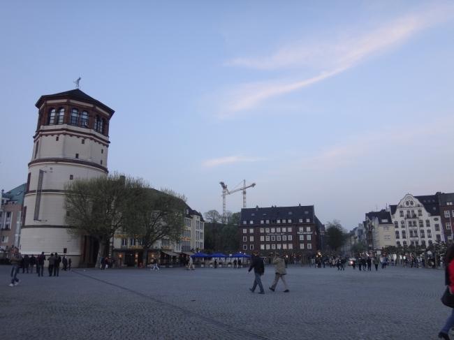 Am Rhein, Altstadt Düsseldorf