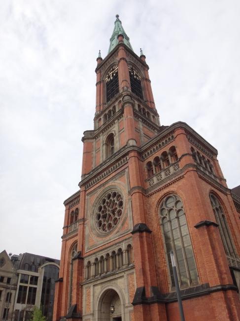 Die Stadtkirche,